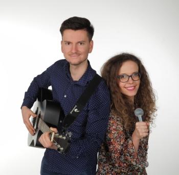 Lidia & Kamil- duet, który połączyła miłość do muzyki, Oprawa muzyczna ślubu Przasnysz