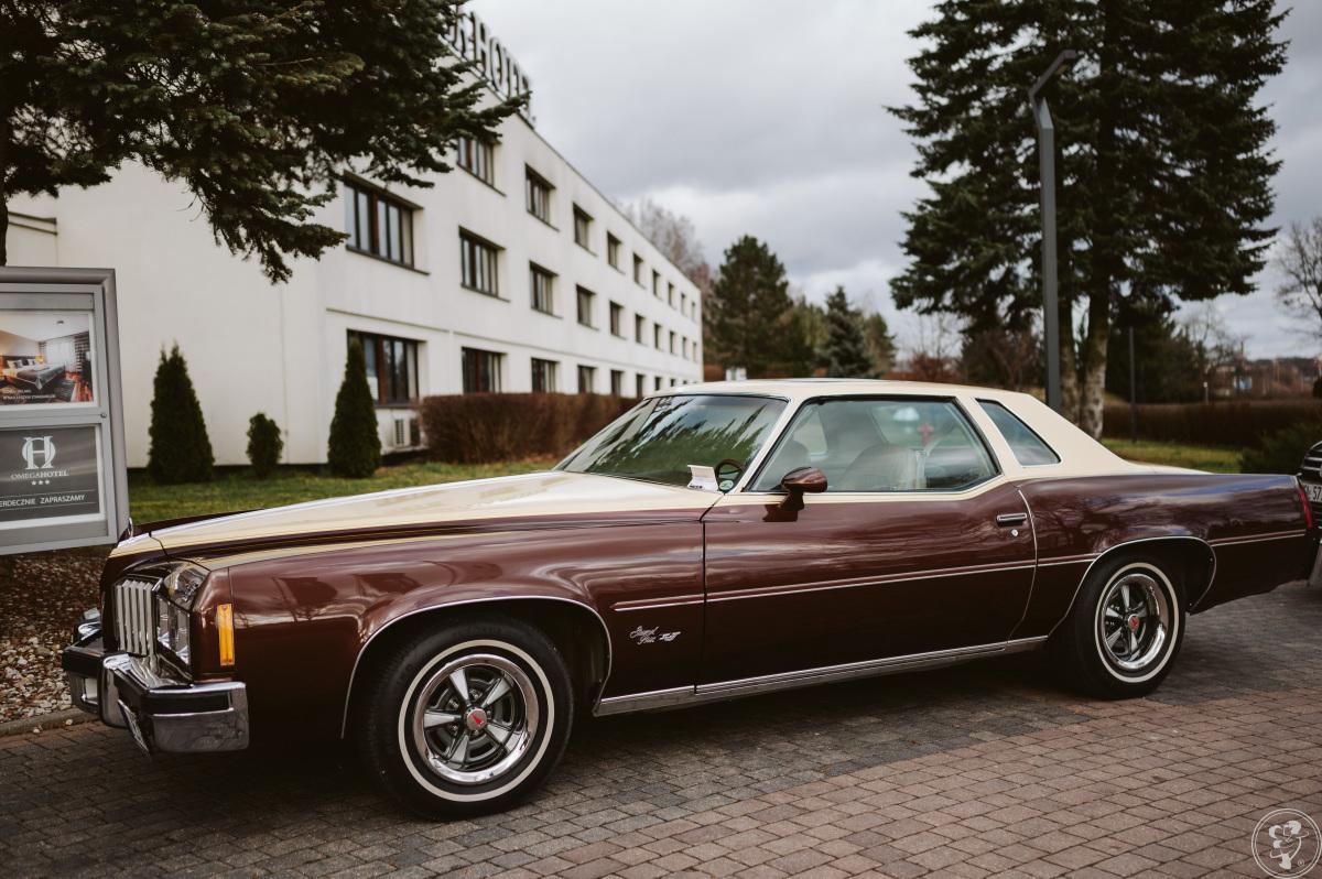 Amerykański klasyk do ślubu - Pontiac Grand Prix, Olsztyn - zdjęcie 1