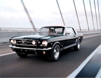 1966 Ford Mustang GT 289 V8 225KM Ivy Green Metallic, auto do ślubu!, Samochód, auto do ślubu, limuzyna Ryglice