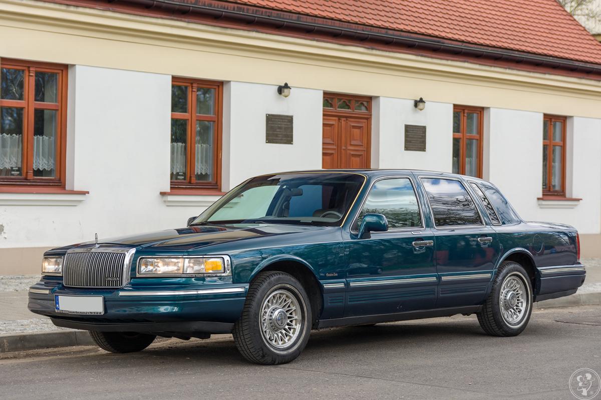 Lincoln Town Car na specjalne okazje, Łódź - zdjęcie 1
