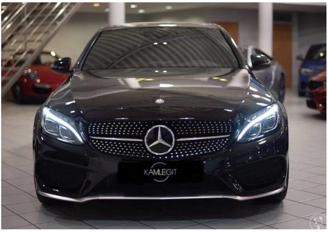 Czarny Mercedes AMG – Limuzyna / Biały Mercedes AMG – SUW, Rzeszów - zdjęcie 1