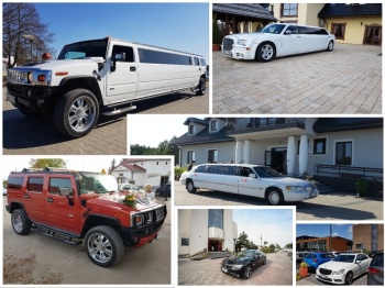 Wynajem limuzyn, limuzyna do Ślubu,  Auta Weselne i nie tylko na Ślub, Samochód, auto do ślubu, limuzyna Parczew
