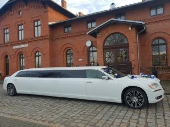 Luksusowe limuzyny , limuzyna  do ślubu, Samochód, auto do ślubu, limuzyna Łobez