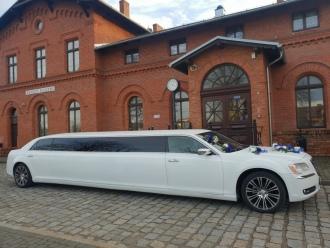 Luksusowe limuzyny , limuzyna  do ślubu,  Sławno