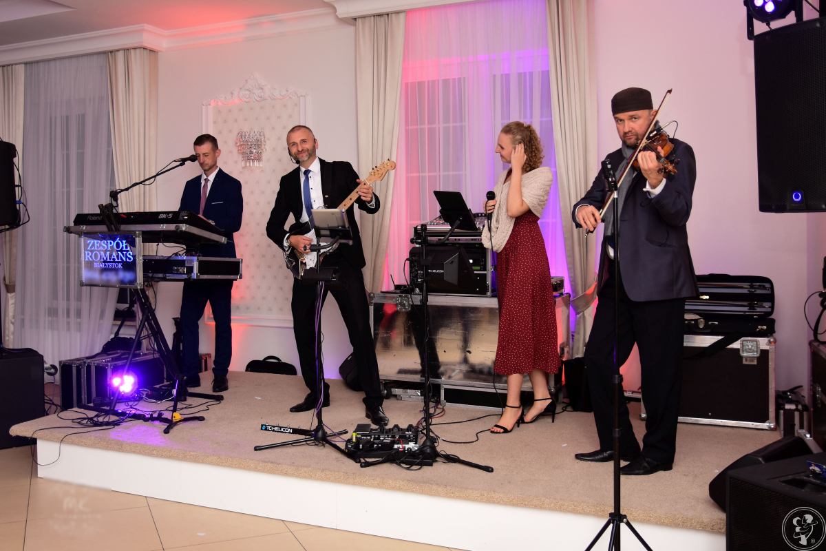 Zespół Muzyczny ROMANS , Białystok - zdjęcie 1