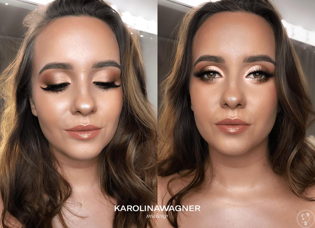 Trwały i Upiększający Makijaż Ślubny - Karolina Wagner Make Up, Gdańsk - zdjęcie 1