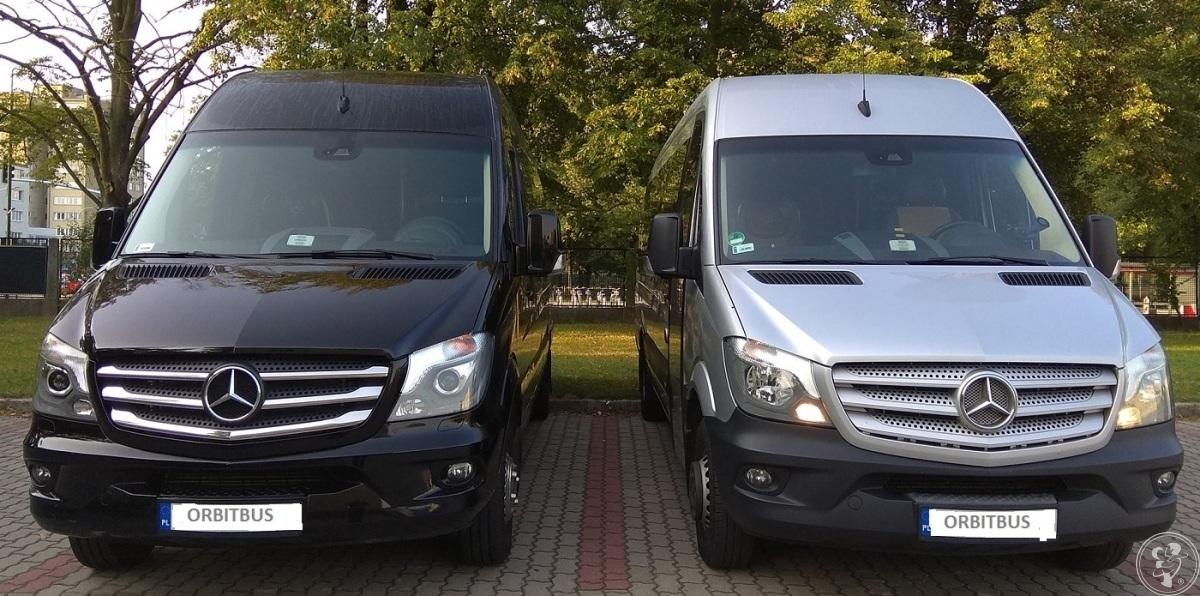 ORBITBUS wynajem komfortowych busów, Warszawa - zdjęcie 1
