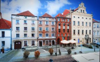 Hotel Gromada** - Zajazd Staropolski, Sale weselne Pakość