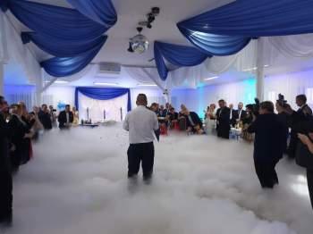 Ciężki dym / Taniec w Chmurach / Atrakcja, Ciężki dym Koronowo