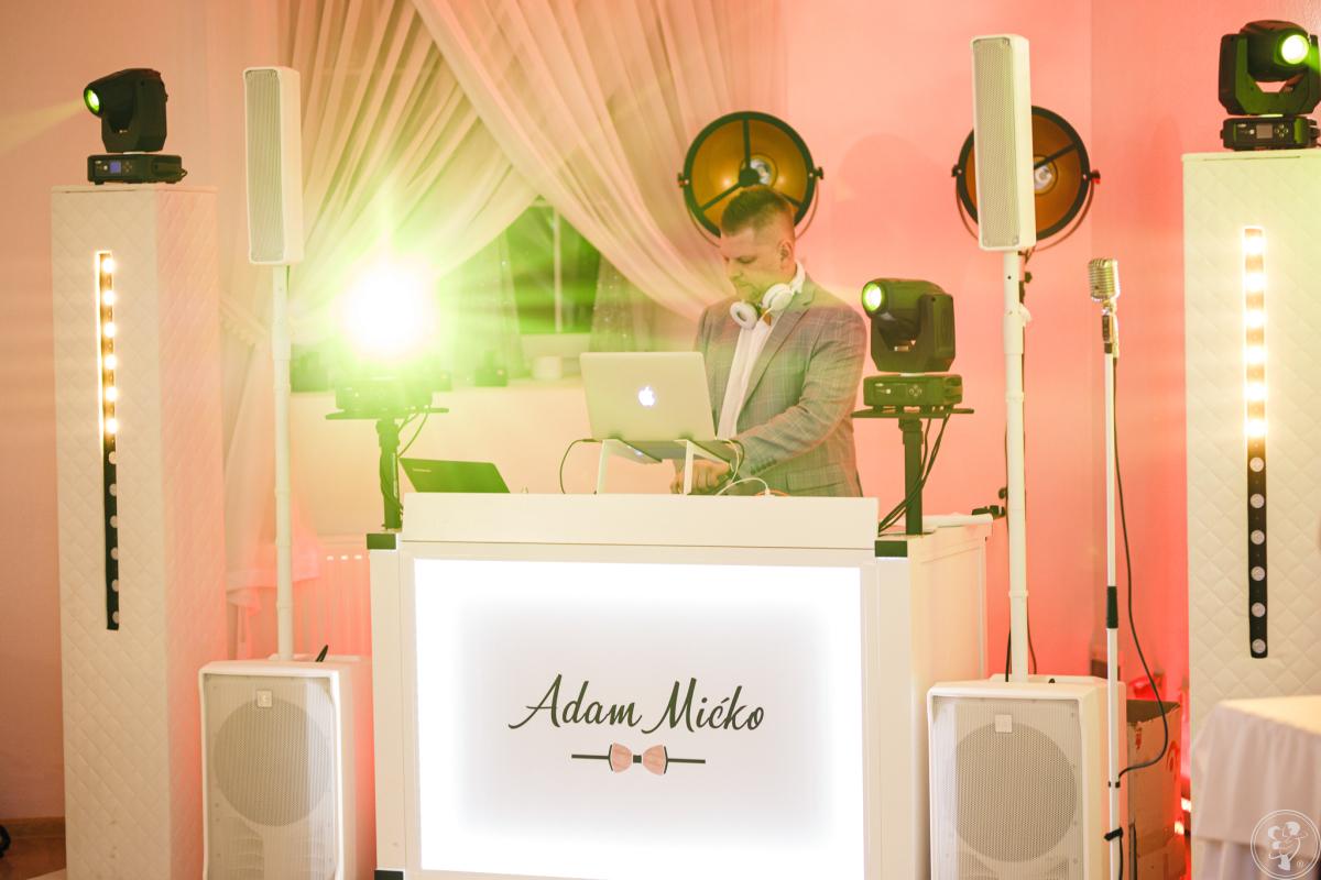 DJ wodzirej Adam Mićko. Gentleman Dj's. Prezenter muzyki. Animacje., Szczecin - zdjęcie 1