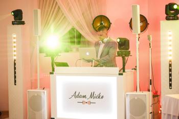 DJ wodzirej Adam Mićko. Gentleman Dj's. Prezenter muzyki. Animacje., DJ na wesele Szczecin