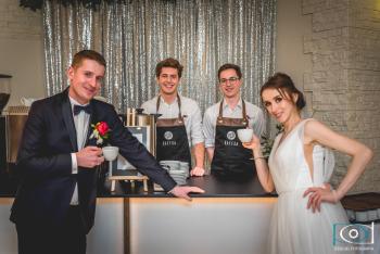 Mobilny barista na Waszym weselu, Barista na wesele Pszczyna