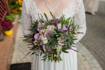Papier Kwiatek Nożyczki - Papeteria i florystyka ślubna