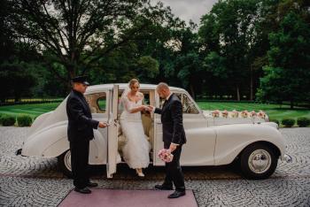 Auto do ślubu, Samochód, auto do ślubu, limuzyna Kluczbork