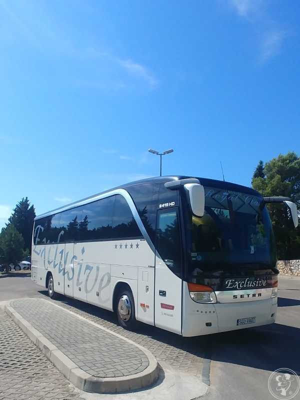 SZYMKAR przewóz osób do ślubu , wynajem komfortowych autokarów i busów, Sieroty - zdjęcie 1