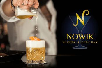 Nowik Mobile Bar - Wedding & Event Bar. Barman na Twoje wesele., Barman na wesele Sochaczew