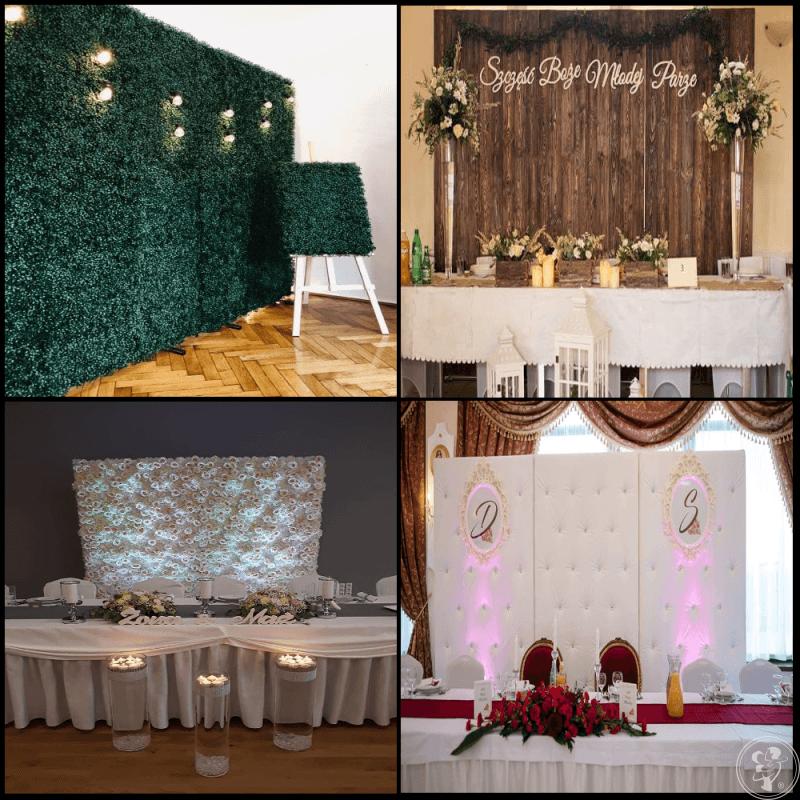 Ścianki weselne, Płońsk - zdjęcie 1