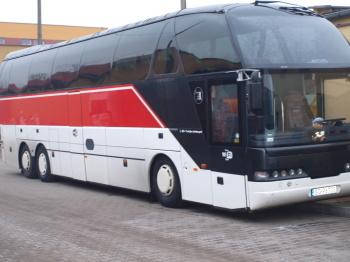 Autokar na Twoje wesele - Bogusław Bolechowicz, Wynajem busów Tarnowskie Góry