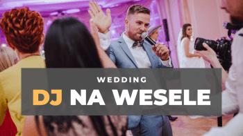 ⭐⭐⭐⭐⭐ TWOJDJ - DJ NA WESELE - konferansjer! 100 % ?Satysfakcji, DJ na wesele Grodzisk Wielkopolski