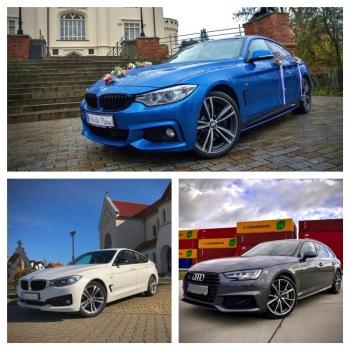 Piękne BMW, Audi, Mercedes i nie tylko - Wasze wymarzone auta na ślub., Samochód, auto do ślubu, limuzyna Luboń