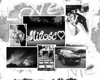 TCORP-art Atrakcje weselne: napis Miłość, ciężki dym, pokaz laserowy, Napis Love Oświęcim