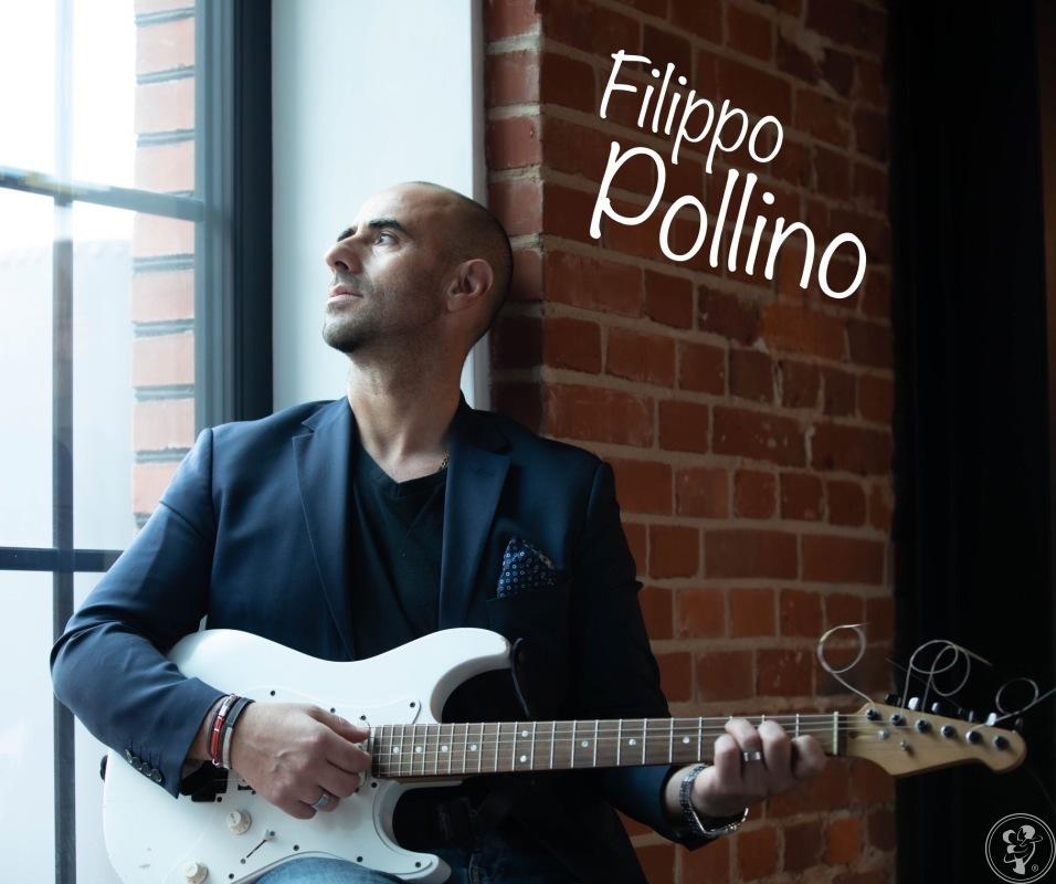 Filippo Pollino - muzyka włoska na żywo, Warszawa - zdjęcie 1