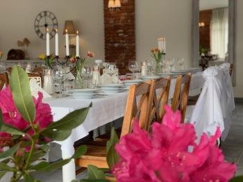 Bajkowy ślub - Villa Vintage, Sale weselne Lubawa