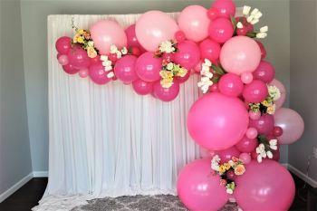 Oryginalne dekoracje balonowe, nowość, atrakcje, girlandy, łuk, balony, Balony, bańki mydlane Ulanów