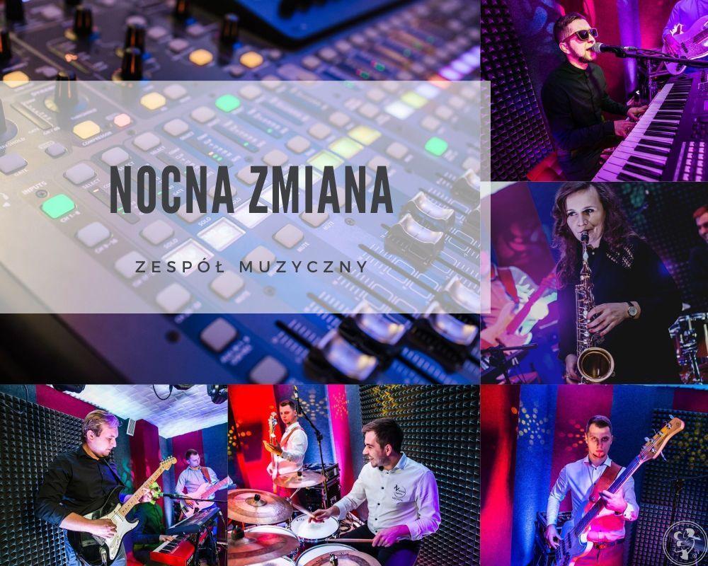 Nocna Zmiana - ciekawe brzmienie, świetna zabawa!, Kielce - zdjęcie 1