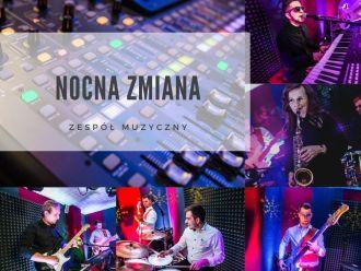 Nocna Zmiana - ciekawe brzmienie, świetna zabawa!,  Kielce