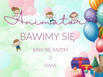 BAWIMY SIĘ - Animacje na wesele, urodziny, imprezy okolicznościowe,  Kraków
