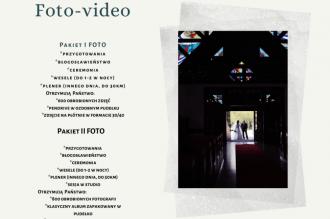 SUPER PAKIETY FOTO-VIDEO SESJA NARZECZEŃSKA GRATIS!!!,  Żyrardów