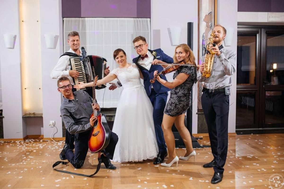 Zespół Muzyczny Autograf wraz z oprawą muzyczną ślubu - profesjonalnie, Warszawa - zdjęcie 1