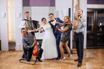 Zespół Muzyczny Autograf wraz z oprawą muzyczną ślubu - profesjonalnie, Zespoły weselne Aleksandrów Łódzki