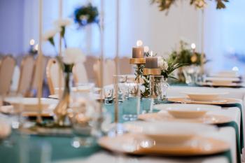 Sala Bankietowa  Prestige do 240 osób, Sale weselne Jedlina-Zdrój