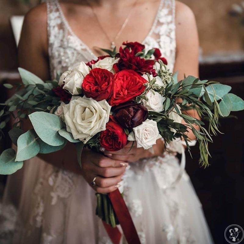 Florystyka ślubna i dekoracje ślubne z pasją. Floraj, Racibórz - zdjęcie 1
