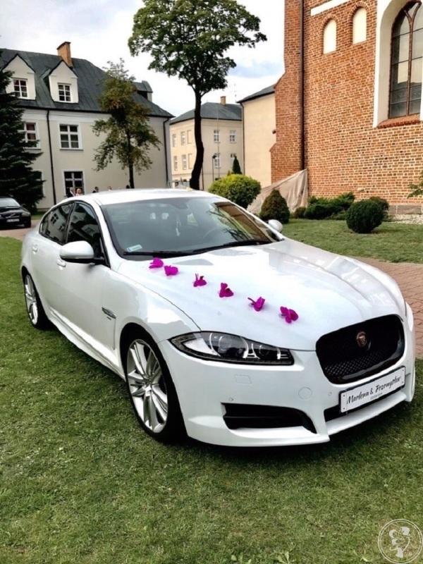 Auto do ślubu  - Jaguar XF R-SPORT, samochód do ślubu, Łomża - zdjęcie 1