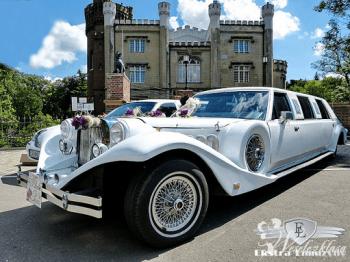Lincoln Navigator i Town Car 120 Ekstra Limuzyny, Samochód, auto do ślubu, limuzyna Koźmin Wielkopolski