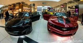 Mustang lub Camaro do Ślubu sam prowadzisz!, Samochód, auto do ślubu, limuzyna Mońki