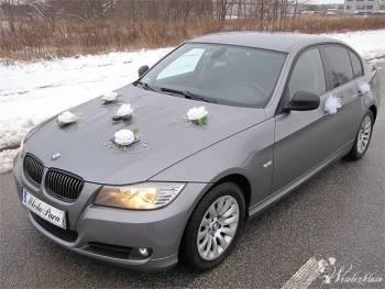 Auto do ślubu, auta do ślubu BMW, OPEL, HYUNDAI, Samochód, auto do ślubu, limuzyna Poddębice