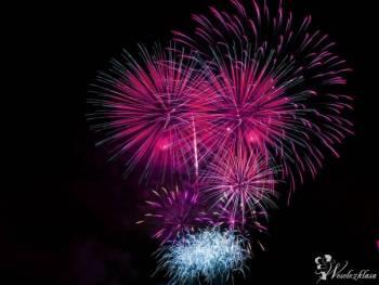 Fajerwerki - niesamowite pokazy od TomTom Art., Pokaz sztucznych ogni Chęciny