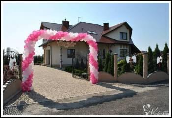 *Biała* Perła - studio dekoracji ślubnej, Dekoracje ślubne Baranów Sandomierski