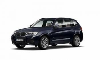 BMW X3 F25 nowy model M-PAKIET, Samochód, auto do ślubu, limuzyna Raciąż