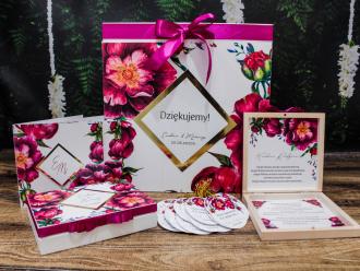 Zaproszenia / Winietki / Menu weselne / 150 gotowych wzorów i modeli,  Nowy Sącz