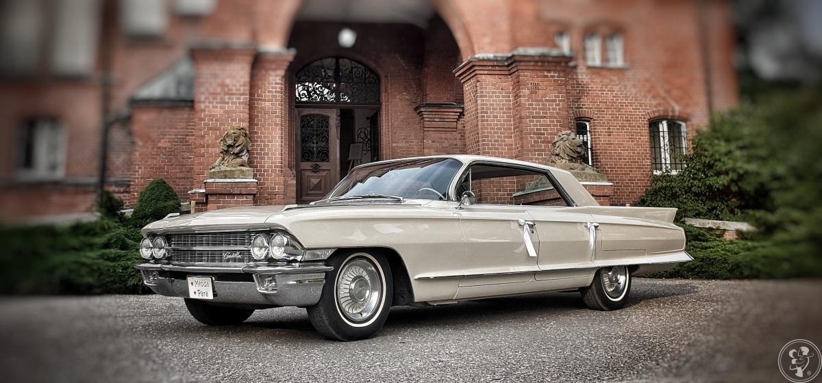 Auto do ślubu Cadillac Deville 1962 KLASYK, Bydgoszcz - zdjęcie 1
