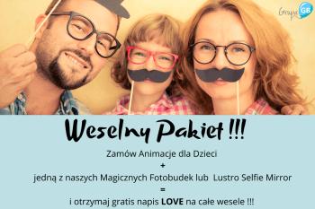 Animacje dla Dzieci Podczas Wesela - Extra Pakiety!, Animatorzy dla dzieci Lwówek Śląski
