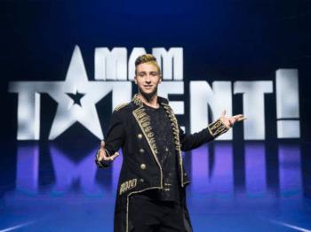 MAGIK Z PTAKAMI - Bartosz Lewandowski - Finalista Mam Talent!, Iluzjonista Kamienna Góra