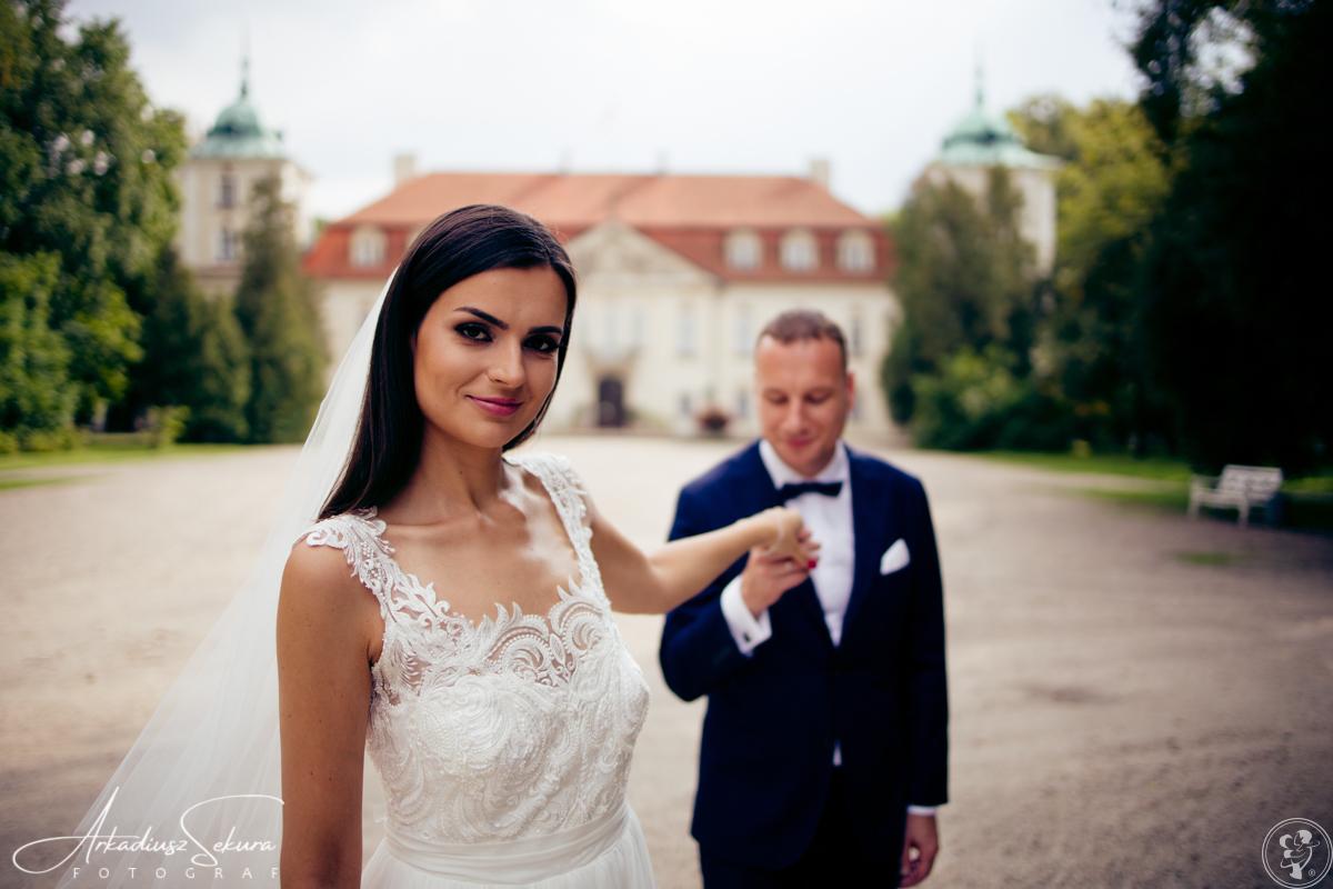 Fotograf na ślub Arkadiusz Sekura, Łódź - zdjęcie 1