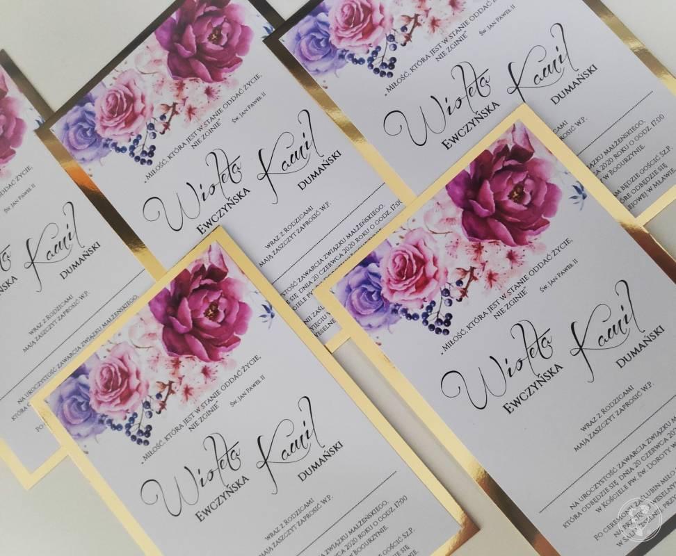 Artystyczna Pracownia Papieru - Zaproszenia ślubne, Mława - zdjęcie 1
