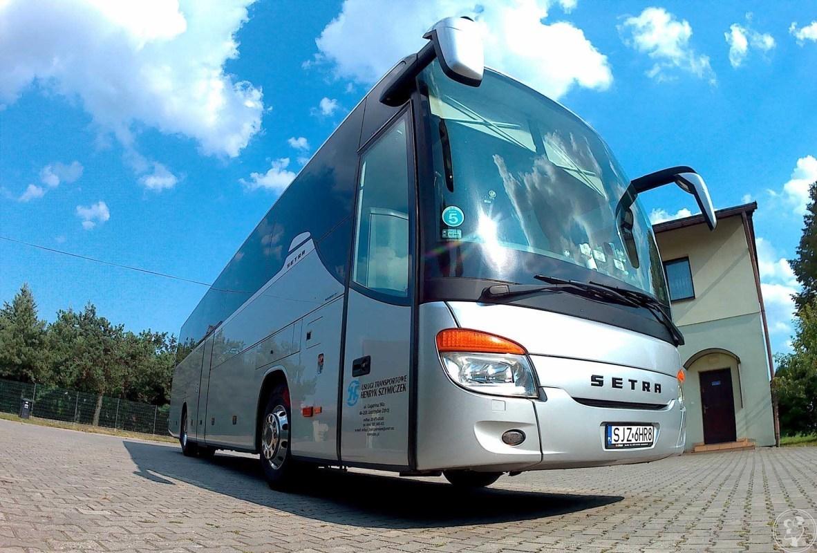 HenryBus  - Wynajem Autokarów autobusów przewóz osób, Jastrzębie-Zdrój - zdjęcie 1
